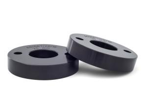 Spacer 20mm schwarz - Ansicht eins