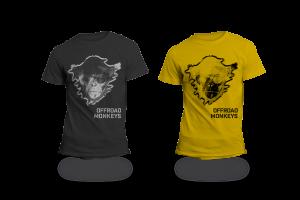 Offroad Monkeys T-Shirt